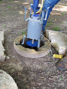 Meinco Septic Systems, job #3
