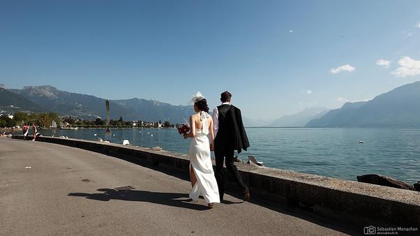 Mariage de Rachel & Arnaud - Vevey - 31 août 2015