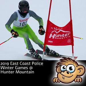 2019 East Coast Police Winter Games
