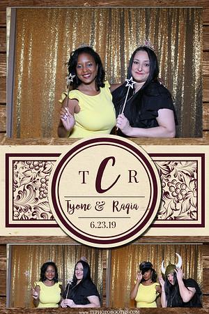 6-23-19 - Tyone & Raqia Wedding Anniversary