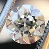 1.09ct Old European Cut Diamond GIA M VS2 0