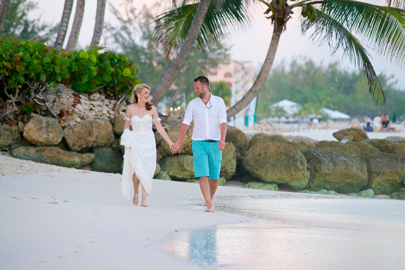 Turtle Beach Hotel Barbados Wedding