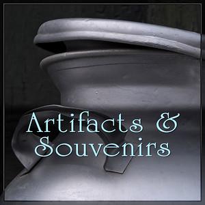 Artifacts & Souvenirs