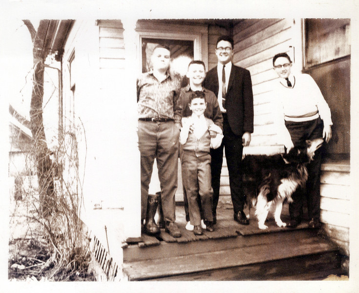 1966 Dave, Tom, Butch, Ken, and Kris.jpeg