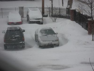 2006 Feburary Snow Storm