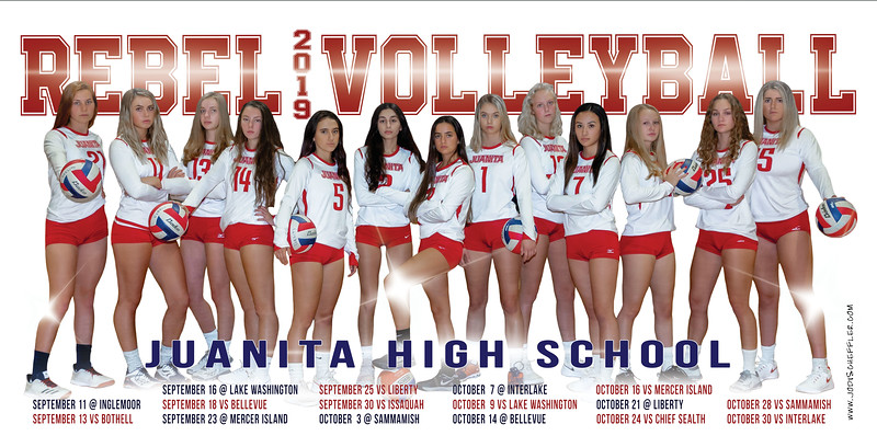 2019 | JHS Volleyball