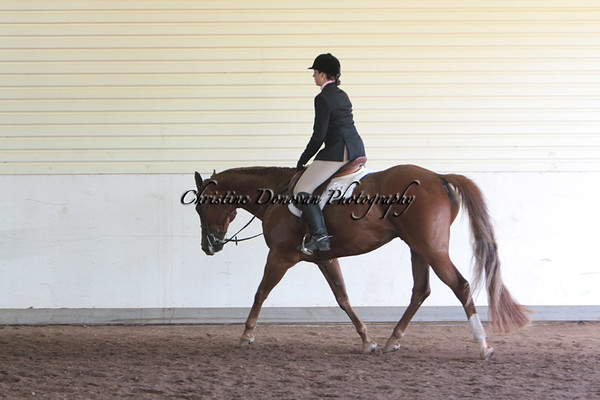 Novice Youth Hunter Under Saddle