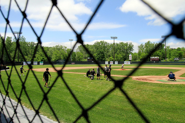 Pittsfield Suns First Practice