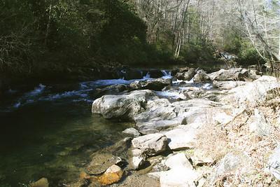 Tallulah River 0108