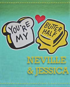 The Wedding of Neville & Jessica