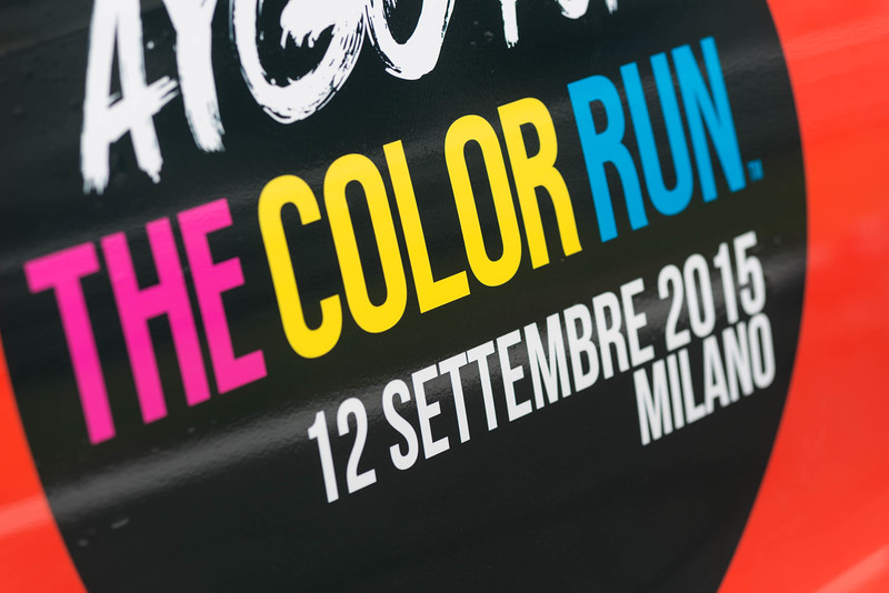 The Color Run 2016 - Monza