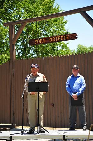 2010/06/20 - Quinton Griffin Fort Dedication