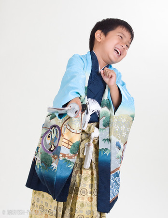 Masaki, 七五三
