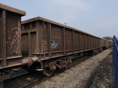 JNA - Bogie Spoil Wagon