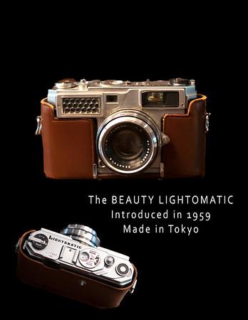 LIGHTOMATIC BEAUTY Camera