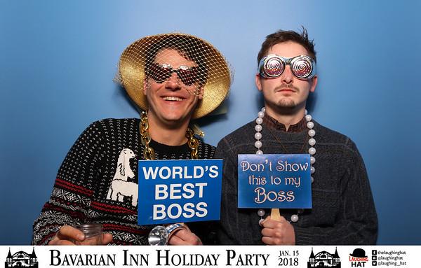 Bavarian Inn Holiday Party