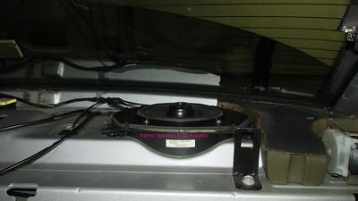 2003 Pontiac Grand Am SE1 Rear Deck Speaker Installation - USA