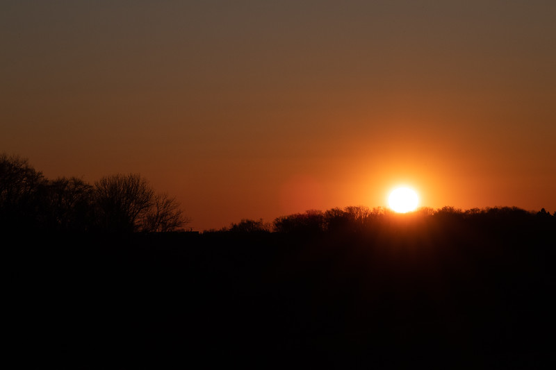 Sunset in Backnang on 22-03-2020.jpg