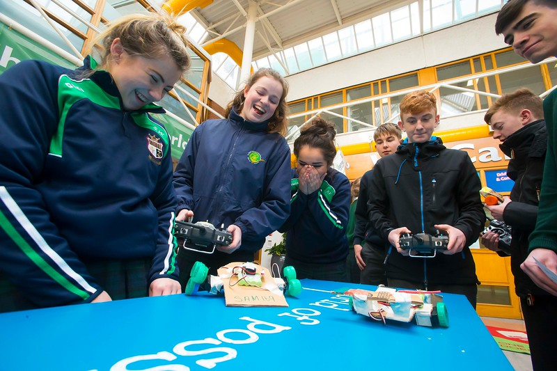 Pictured at WIT (Waterford Institute of Technology) at Engineers Week. Picture: Patrick Browne