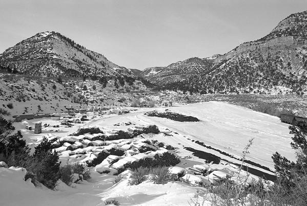 Utah Railway, December 1982