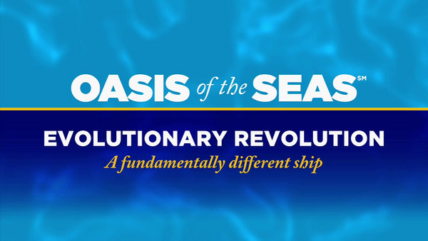 Building the Genesis Class of Ship - Oasis of the Seas