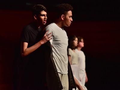 Avondale College: Othello - Act III sc iii, Act IV sc i, Act V