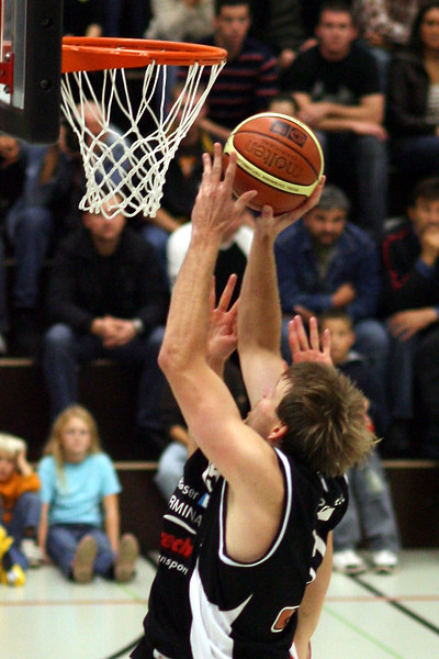 Basketball NLA MŠnner Birstal Starwing
