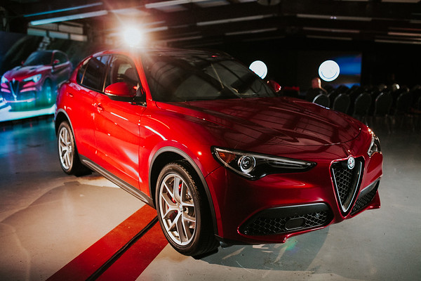 Automatik | Alfa Romeo Stelvio - Chicago | July 2017