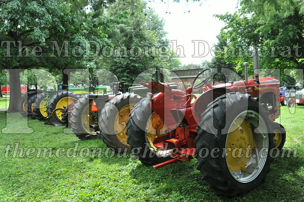 Tractor Show 08-23-14