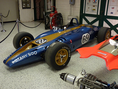 Indianapolis Motor Speedway Hall of Fame Museum - 9 May '14