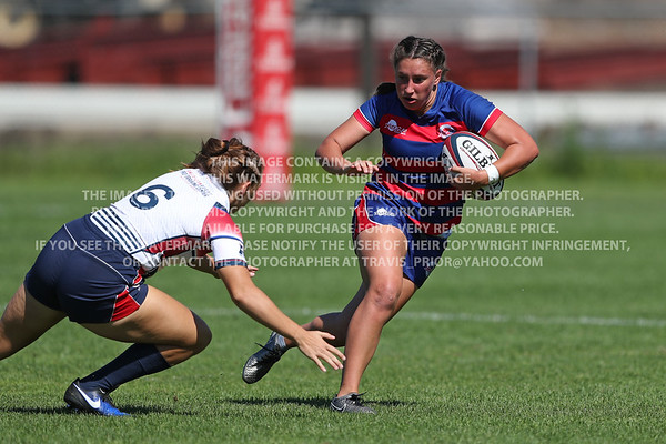Beantown Rugby Women 2017 USA Rugby Club 7's National Championships