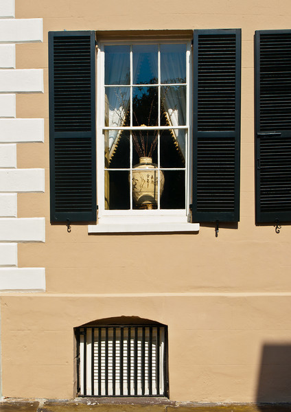 "' Vase in the Window' Charleston, SC  12""x16"", Luster paper (12 mil)"