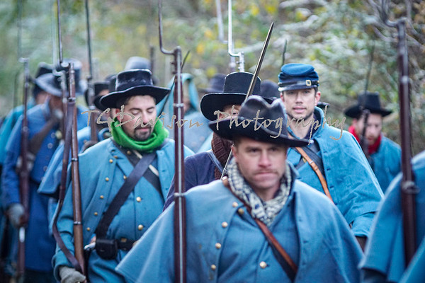 Missionary Ridge Skirmishes/Sentry Duty 2019