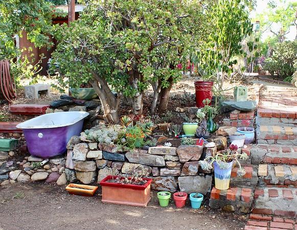 garden ambience