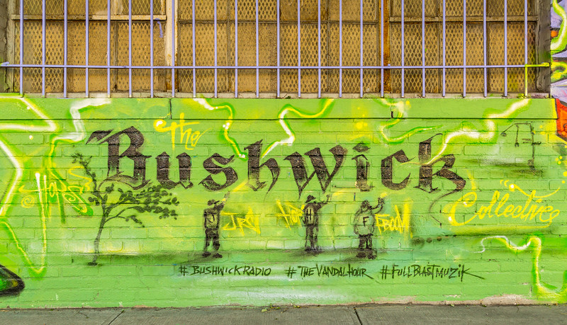 Bushwick Collective June 2016
