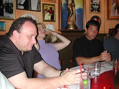 NHHS Dinner July 2, 2002