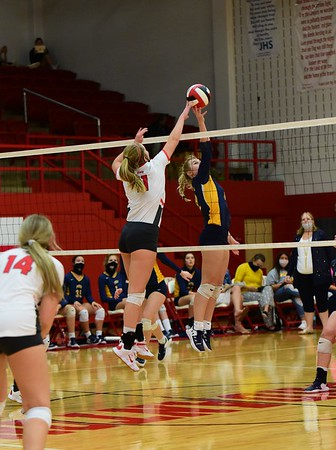 Jourdanton v Poth Volleyball  9/22/2020