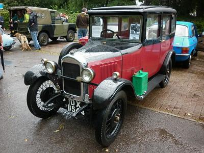 Frenchay Village Car Show