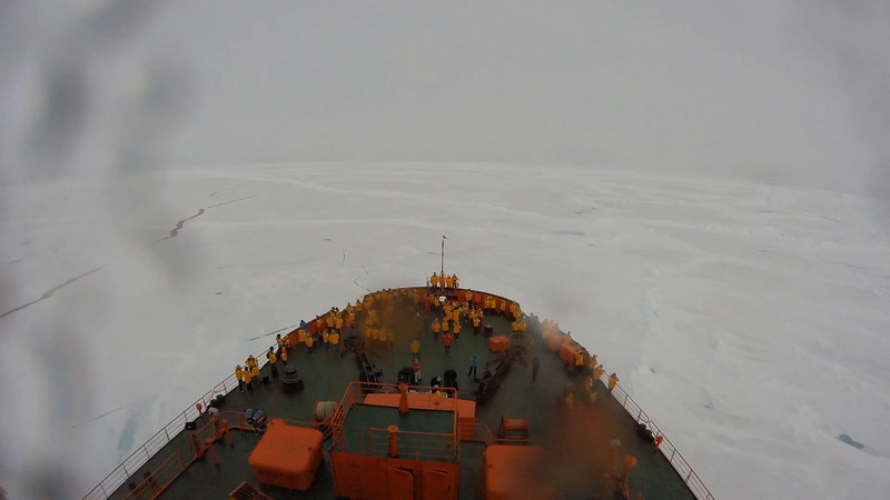 Arrival at North Pole Final