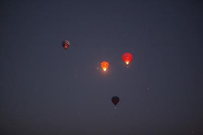 Albuquerque Balloon Fiesta 2011