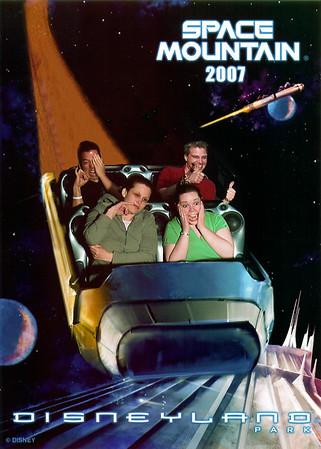 Sarah's Trip to Disneyland - May 2007