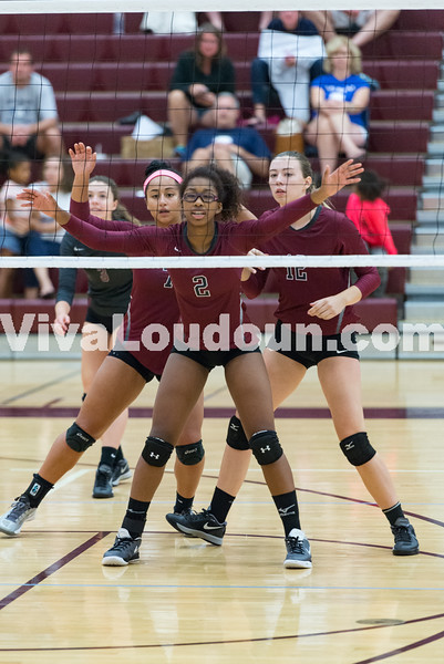 Volleyball: Phoenix Tournament 9.10.16 (by Chas Sumser)