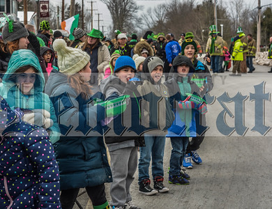Rock Hill St. Patty's Day parade