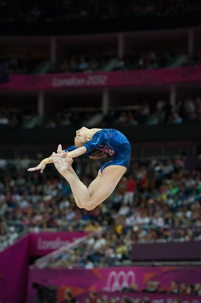 __02.08.2012_London Olympics_Photographer: Christian Valtanen_London_Olympics__02.08.2012__ND43518_final, gymnastics, women_Photo-ChristianValtanen