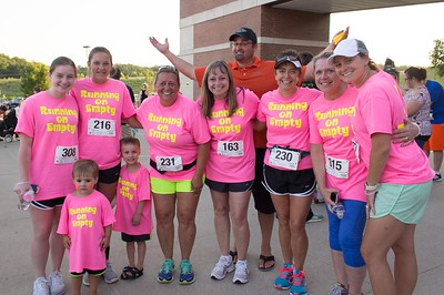 Summer Night Glow 5K Run/Walk 2017