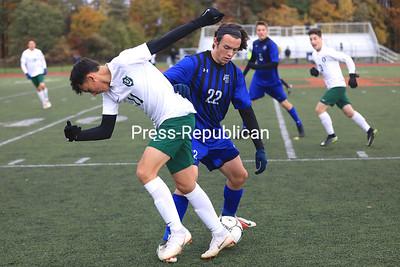 Boys Soccer — Peru vs. Schalmont