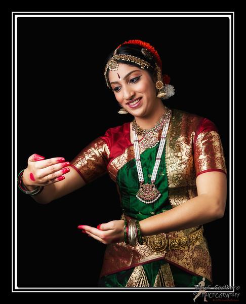 Priyanka's Pre-Arangertam Portraits