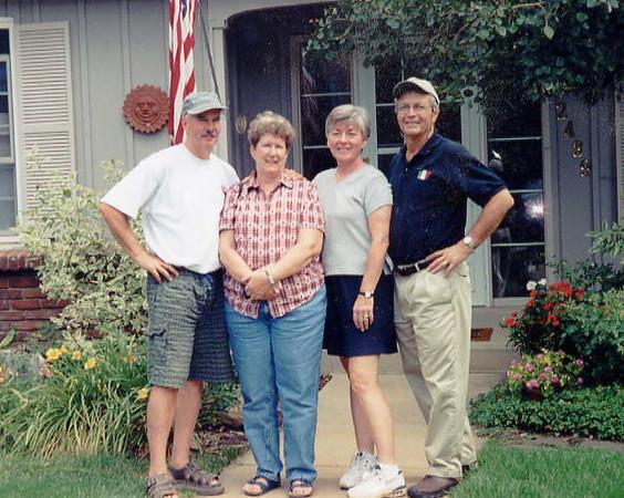 Michigan Friends 2001