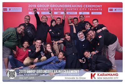 190620 | 2019 Group Ground Breaking Ceremony