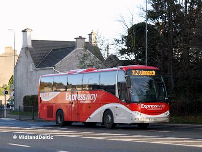 Portlaoise (Bus), 22-11-2016